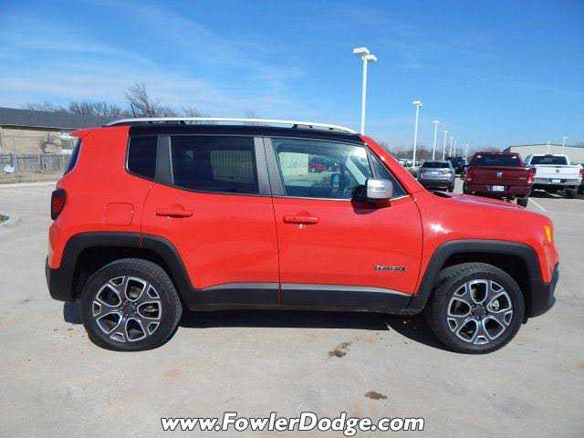 Jeep Renegade 2018 $21462.00 incacar.com