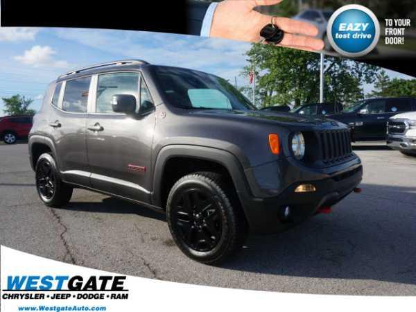 Jeep Renegade 2018 $26159.00 incacar.com