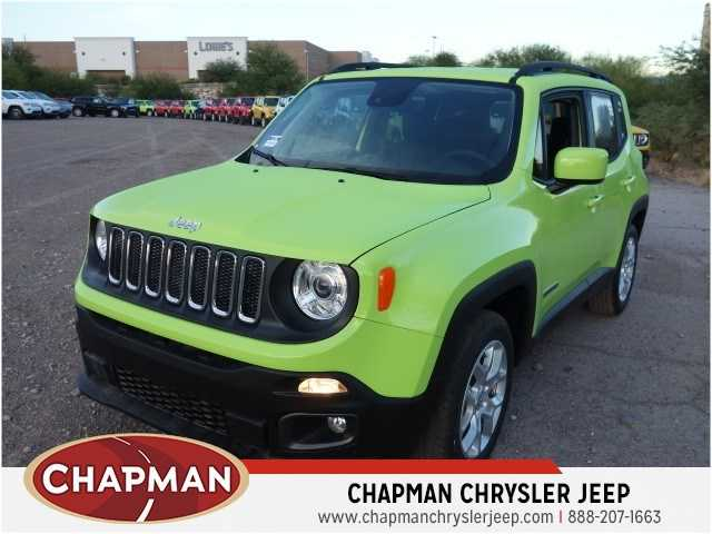 Jeep Renegade 2018 $28995.00 incacar.com