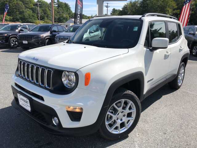 Jeep Renegade 2019 $29155.00 incacar.com