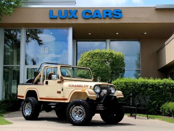 Jeep Scrambler 1981 $34984.00 incacar.com