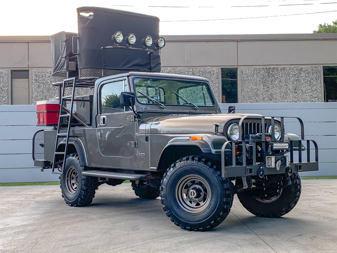 Jeep Scrambler 1981 $39780.00 incacar.com