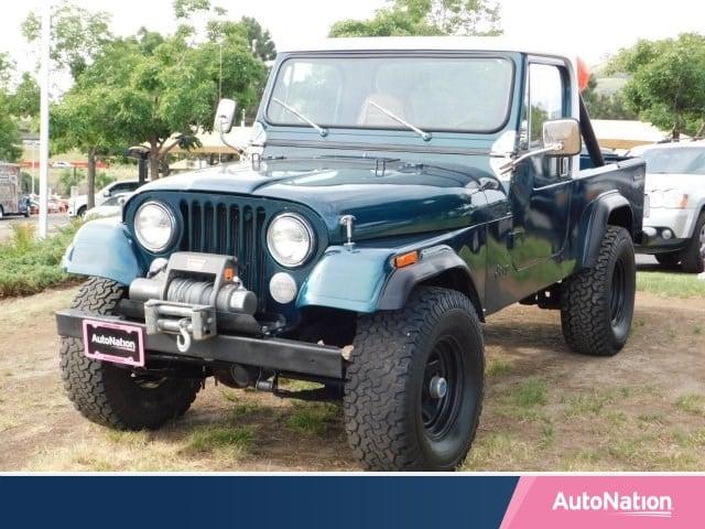 Jeep Scrambler 1984 $21999.00 incacar.com