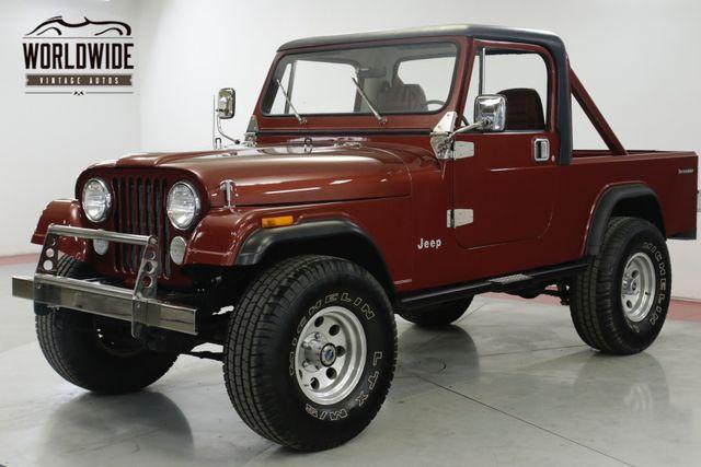 Jeep Scrambler 1985 $19900.00 incacar.com