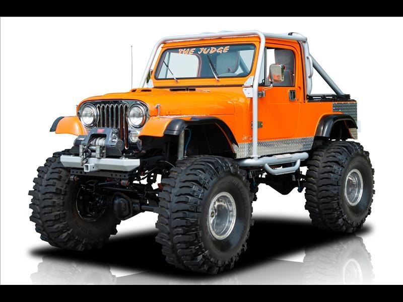 Jeep Scrambler 1985 $39900.00 incacar.com