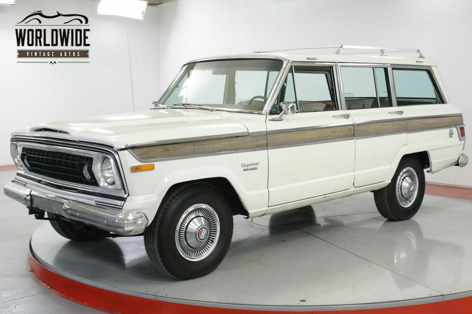 Jeep Wagoneer 1976 $16900.00 incacar.com