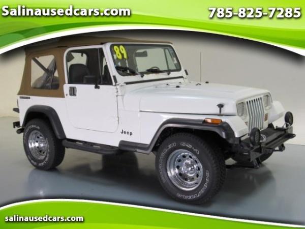Jeep Wrangler 1989 $7950.00 incacar.com