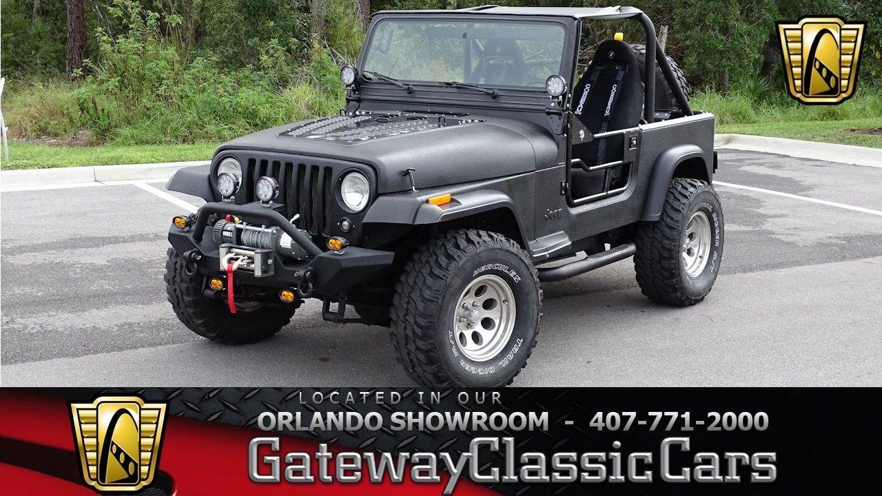 Jeep Wrangler 1990 $14995.00 incacar.com