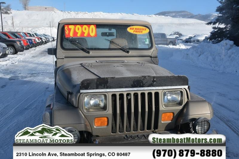 Jeep Wrangler 1990 $7990.00 incacar.com