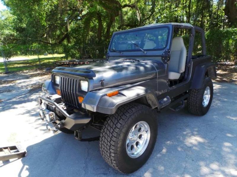 Jeep Wrangler 1993 $10995.00 incacar.com