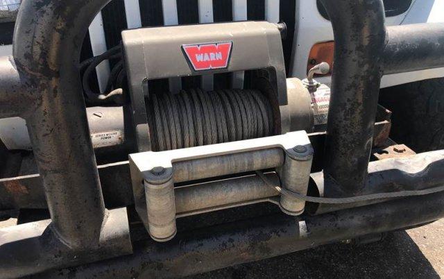 Jeep Wrangler 1993 $6998.00 incacar.com