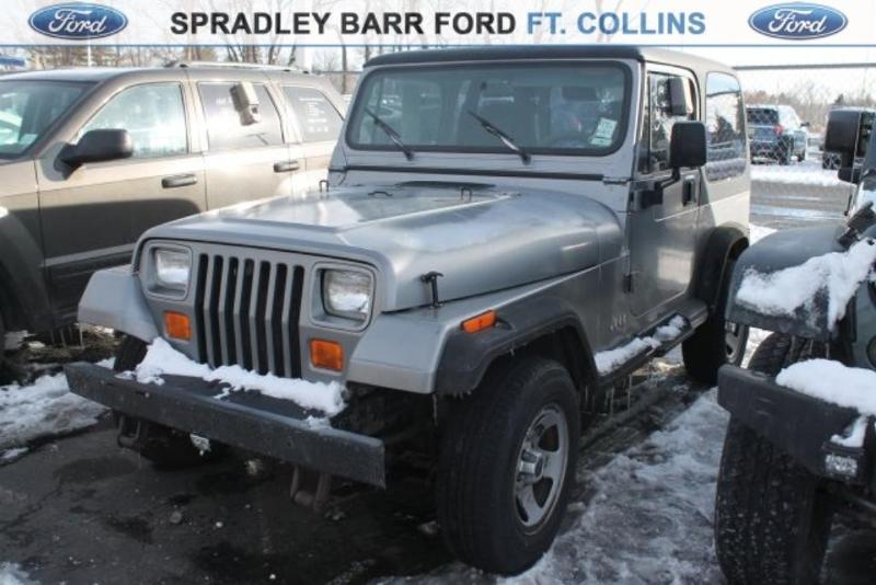 Jeep Wrangler 1994 $9927.00 incacar.com