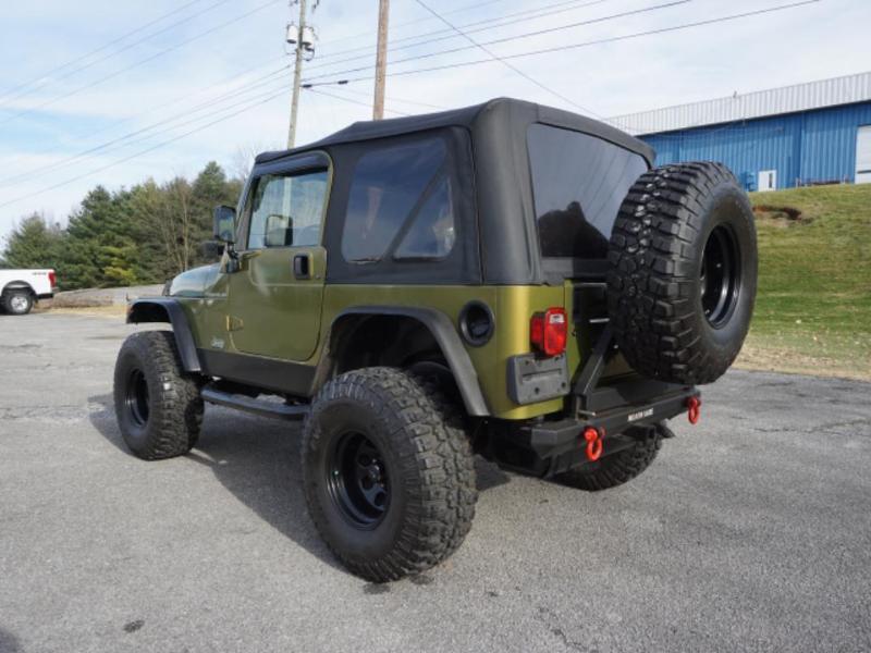 Jeep Wrangler 1997 $12995.00 incacar.com