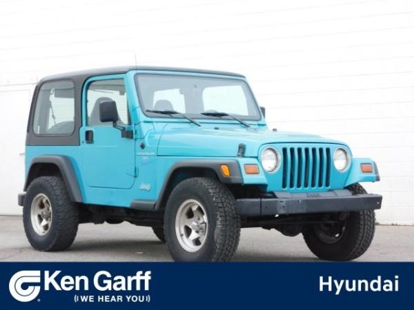 Jeep Wrangler 1997 $7449.00 incacar.com