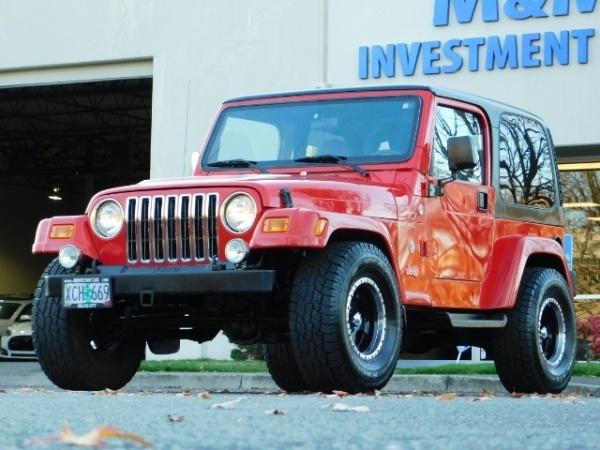 Jeep Wrangler 1997 $7995.00 incacar.com