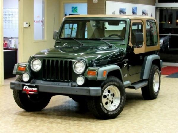 Jeep Wrangler 1997 $10999.00 incacar.com