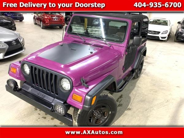 Jeep Wrangler 1997 $5999.00 incacar.com