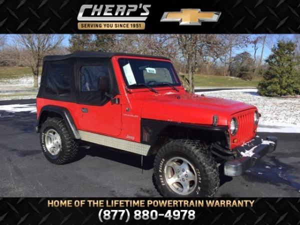 Jeep Wrangler 1997 $6000.00 incacar.com