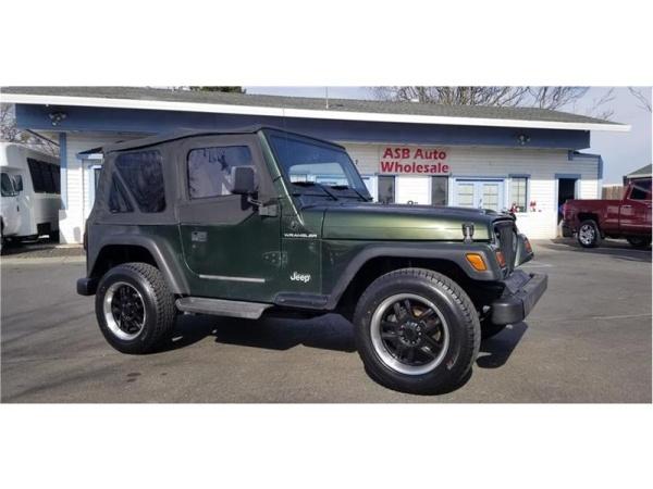 Jeep Wrangler 1997 $7950.00 incacar.com