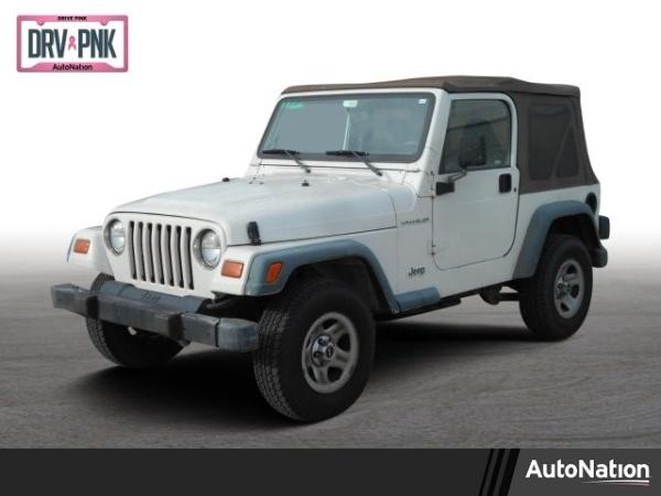 Jeep Wrangler 1998 $6998.00 incacar.com