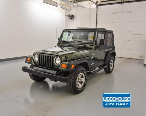 Jeep Wrangler 1998 $12800.00 incacar.com