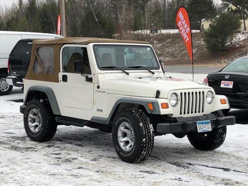 Jeep Wrangler 1998 $9250.00 incacar.com