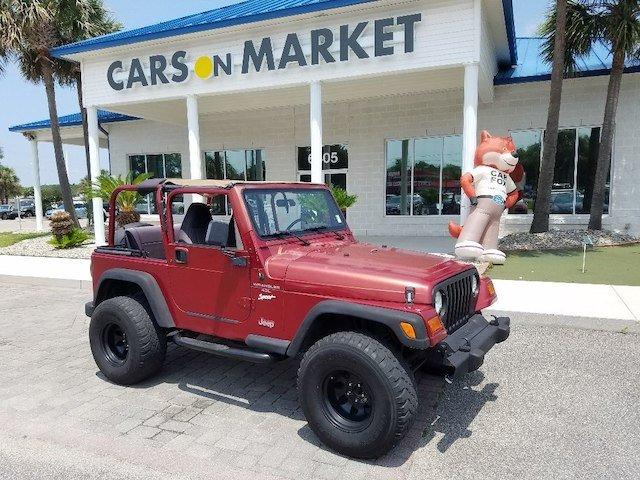 Jeep Wrangler 1998 $10000.00 incacar.com
