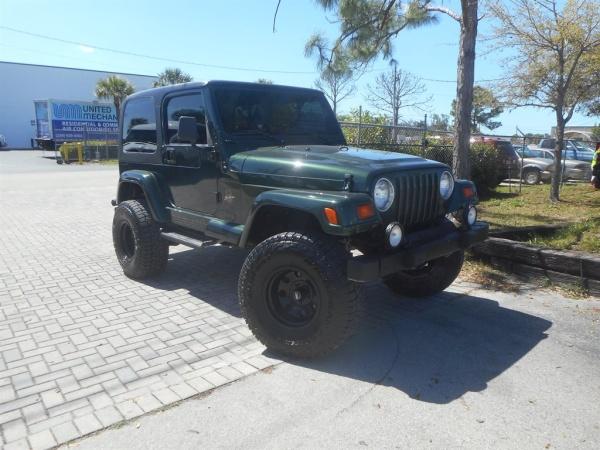 Jeep Wrangler 1998 $12000.00 incacar.com