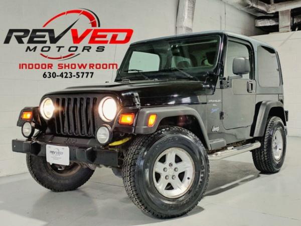 Jeep Wrangler 1998 $6945.00 incacar.com