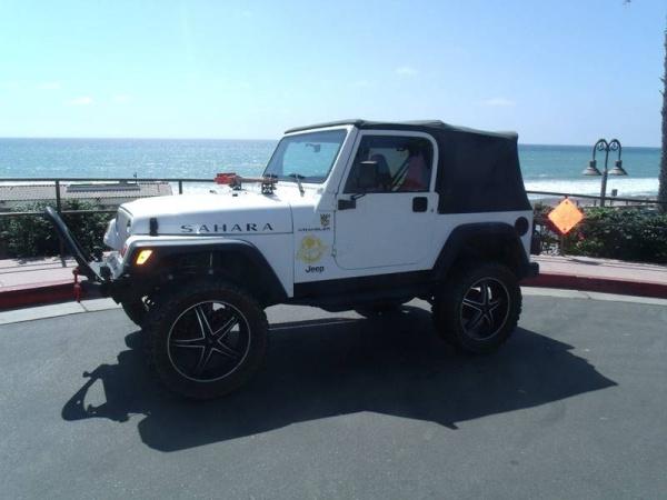 Jeep Wrangler 1998 $8999.00 incacar.com