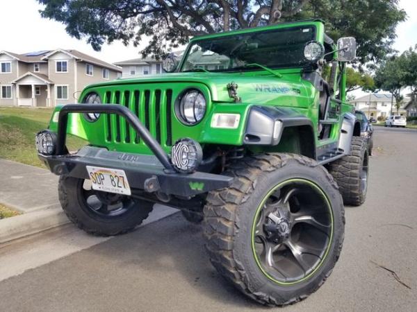Jeep Wrangler 1999 $12800.00 incacar.com
