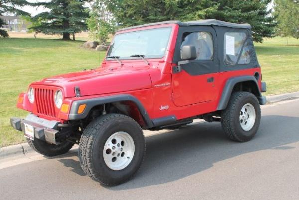 Jeep Wrangler 1999 $6995.00 incacar.com