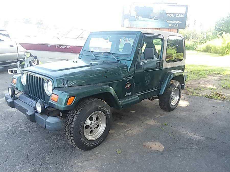 Jeep Wrangler 1999 $6895.00 incacar.com