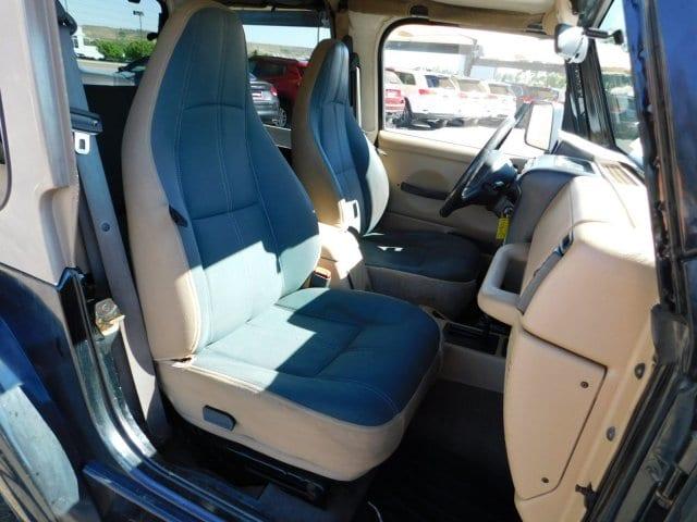 Jeep Wrangler 1999 $8399.00 incacar.com