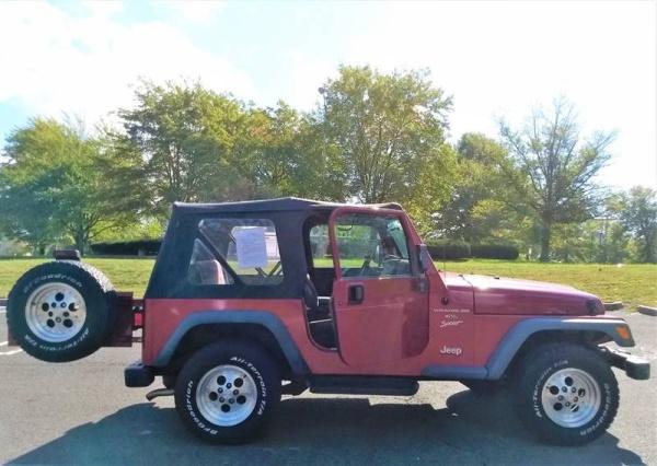 Jeep Wrangler 1999 $7950.00 incacar.com