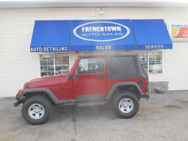 used Jeep Wrangler 1999 vin: 1J4FY19S0XP465421