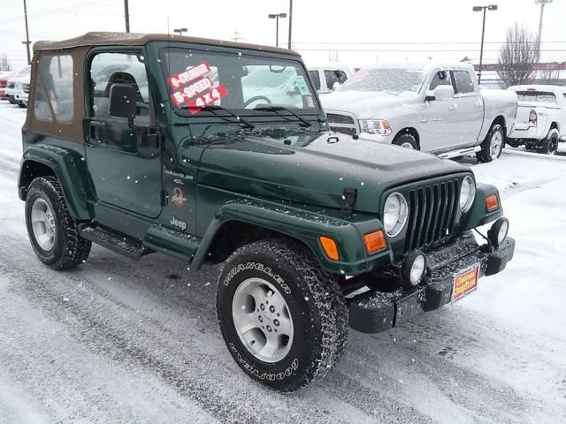 Jeep Wrangler 2000 $14000.00 incacar.com