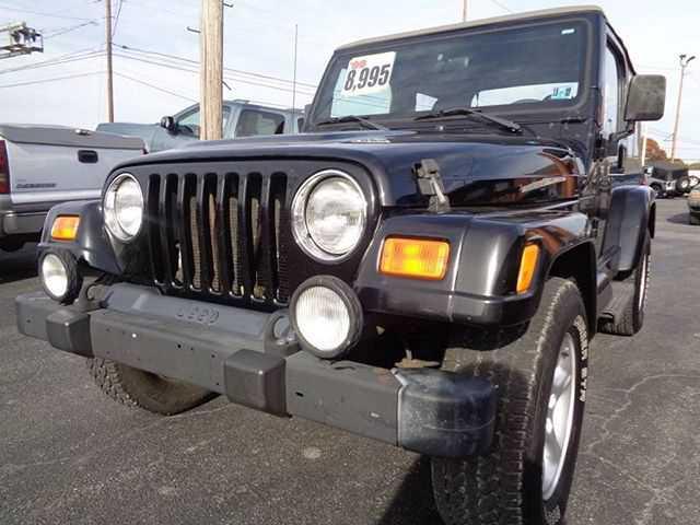 Jeep Wrangler 2000 $8995.00 incacar.com