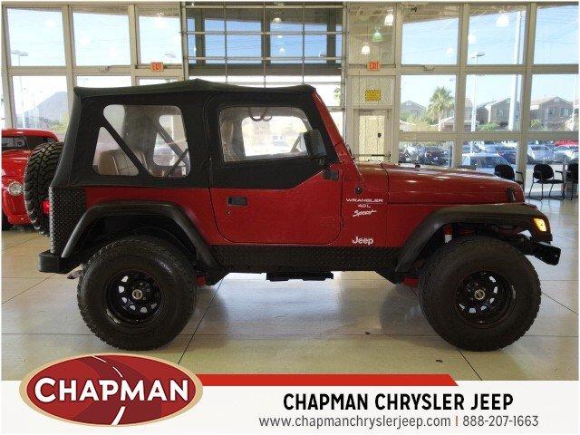 Jeep Wrangler 2000 $16000.00 incacar.com