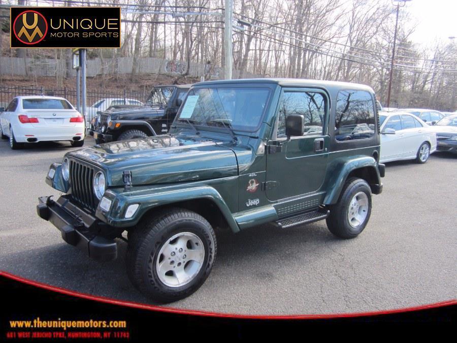 Jeep Wrangler 2000 $5995.00 incacar.com