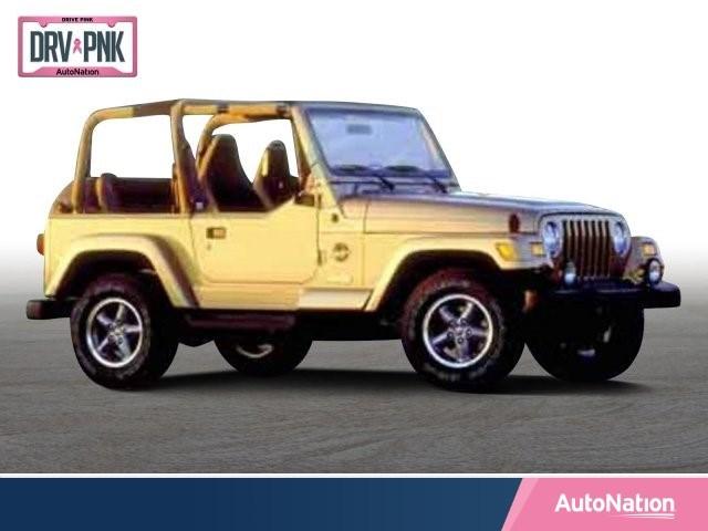 Jeep Wrangler 2000 $7199.00 incacar.com