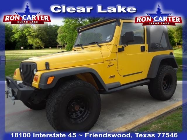 Jeep Wrangler 2001 $9988.00 incacar.com