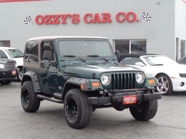 Jeep Wrangler 2001 $8988.00 incacar.com