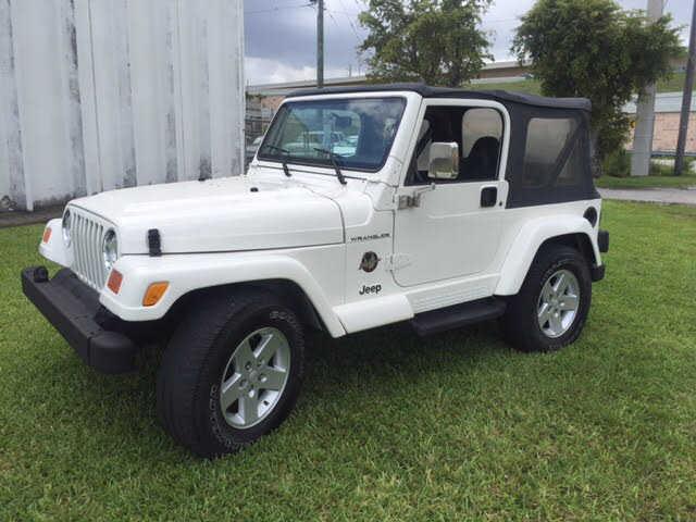Jeep Wrangler 2001 $6900.00 incacar.com