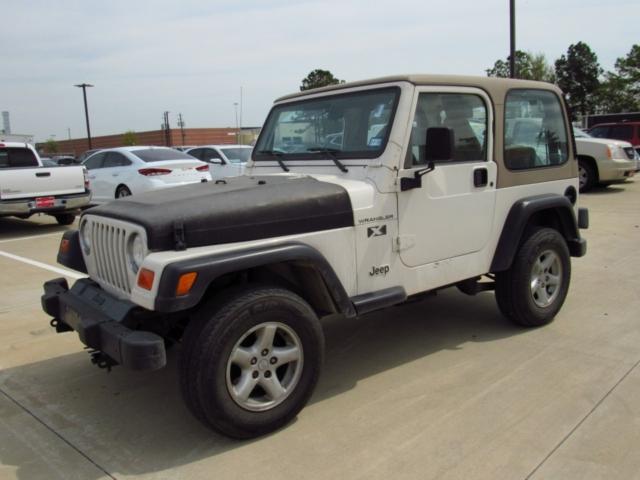 Jeep Wrangler 2002 $10288.00 incacar.com