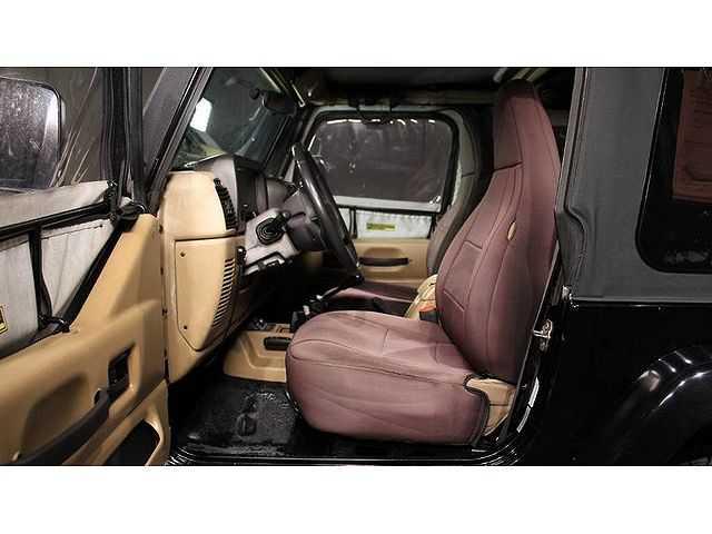 Jeep Wrangler 2002 $12977.00 incacar.com