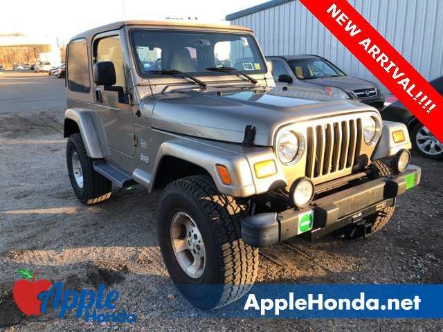 Jeep Wrangler 2003 $13000.00 incacar.com