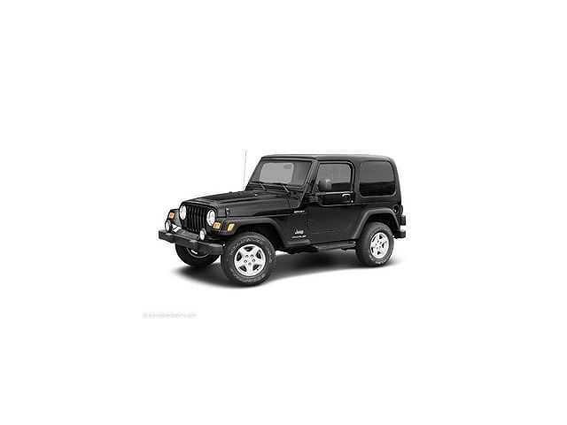Jeep Wrangler 2003 $11490.00 incacar.com