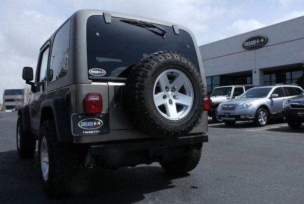 Jeep Wrangler 2003 $15795.00 incacar.com