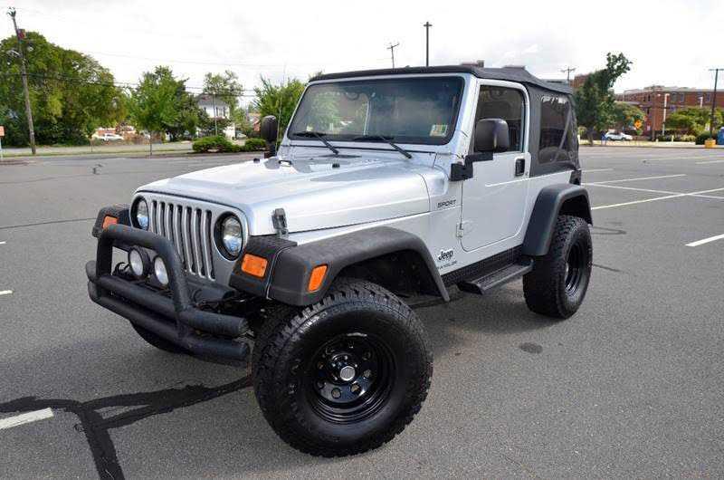Jeep Wrangler 2003 $8997.00 incacar.com